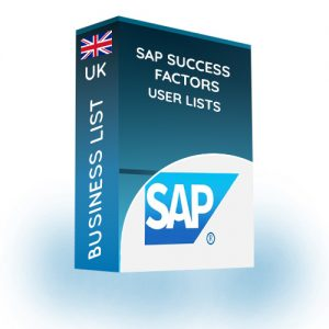 SAP Success Factors User List