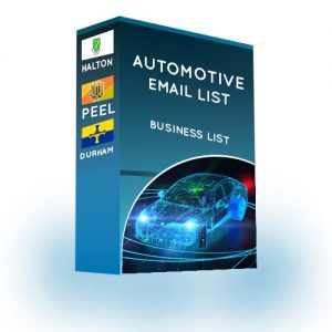 Automotive Email List