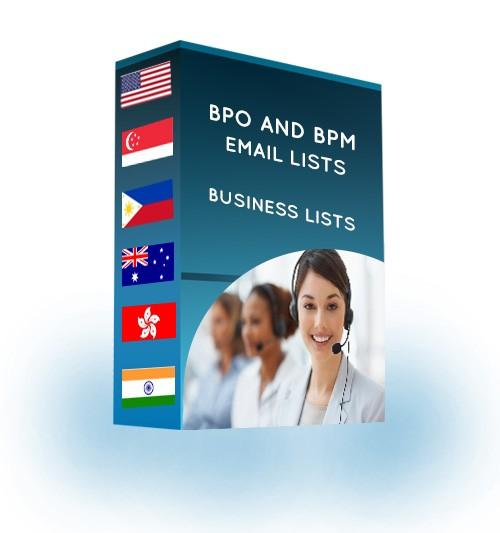 bpo and bpm email list