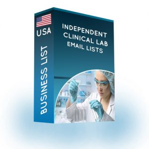 Independent Clinical Labs Email List