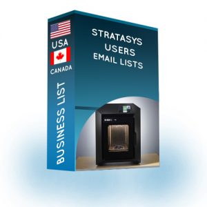 stratasys user email list