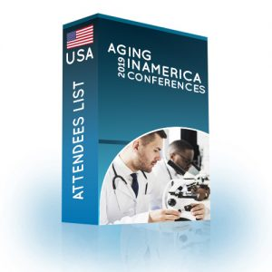 Attendees List: Aging in America Conference 2019