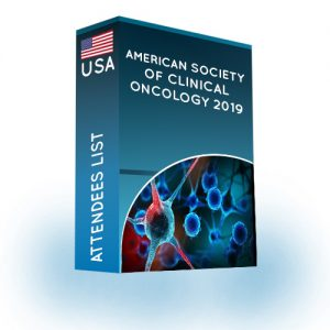Attendees List: American Society of Clinical Oncology 2019