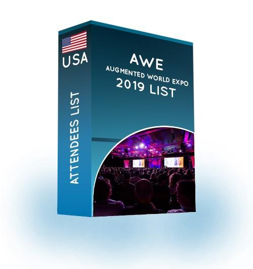 augmented world expo email list