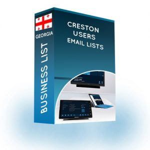 Crestron Users Email List