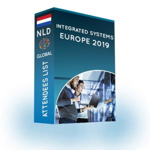 Attendees List: Integrated Systems Europe 2019