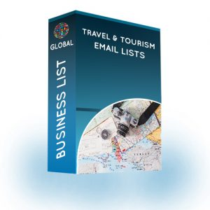 Travel & Tourism Email List