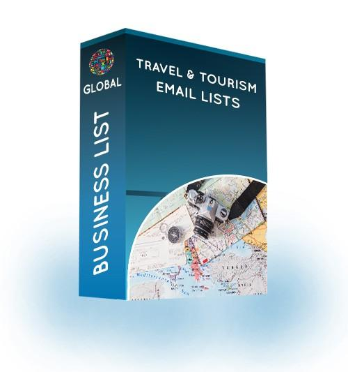 travel tourism email list