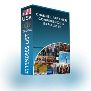 Attendee List: Channel Partner Conference & Expo 2019