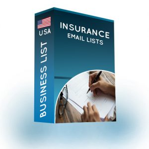Insurance Users Email List