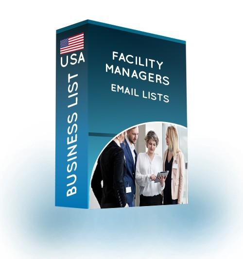 Facility Managers Email List