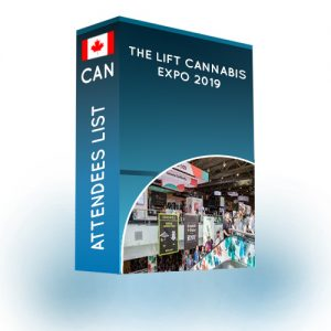 Attendees list: The Lift Cannabis Expo 2019