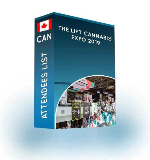 attendees list the lift cannabis expo 2019