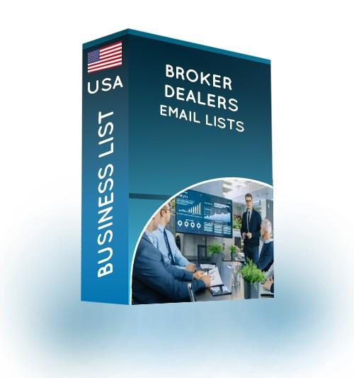 broker dealers email lists