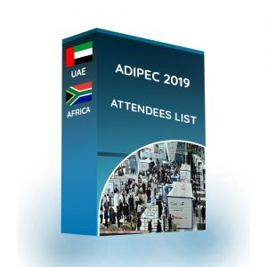 Attendee List: ADIPEC 2019 Exhibitor Lists