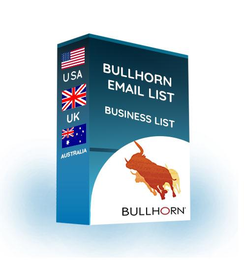 Bullhorn-user-email-list