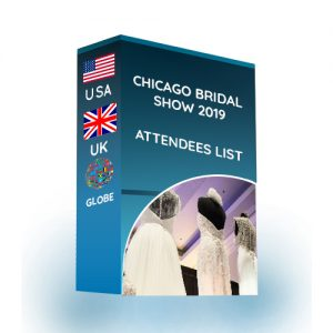 Attendee List: Chicago Bridal Show 2019