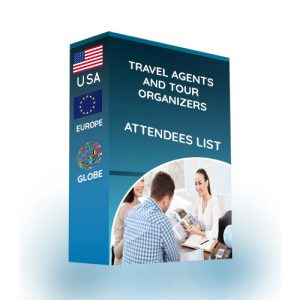 Attendee List: Travel & Tour Agents Email Lists