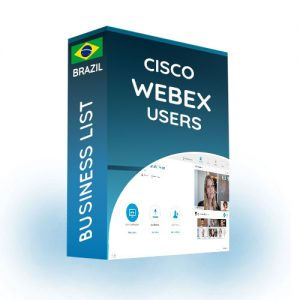 Cisco Webex Users Email List